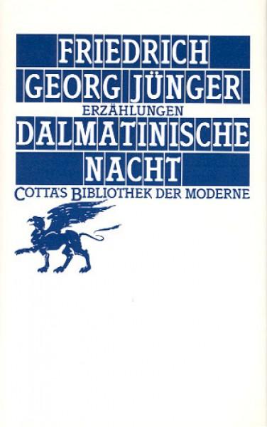 Dalmatinische Nacht. Erzählungen