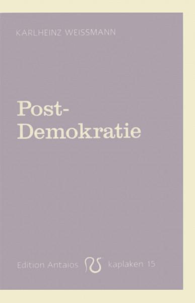 Post-Demokratie
