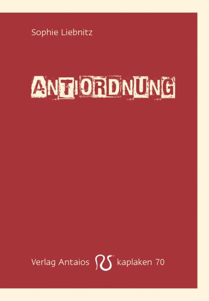 Antiordnung