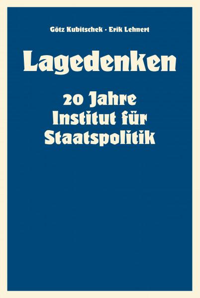 IfS-Festschrift 20 Jahre Institut für Staatspolitik