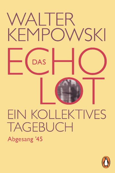 Echolot. Abgesang 45