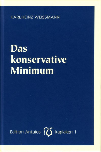Das konservative Minimum