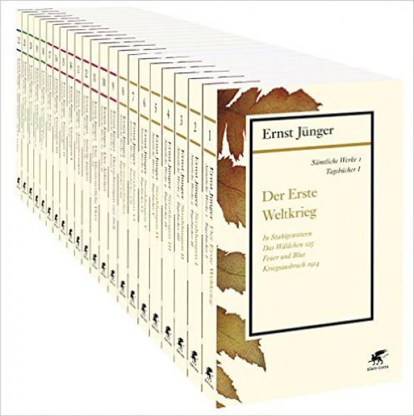 Sämtliche Werke in 22 Bänden