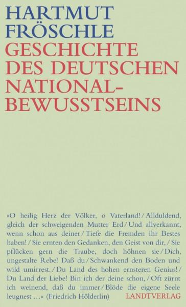 Geschichte des deutschen Nationalbewusstsein