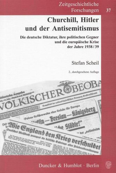 Churchill, Hitler und der Antisemitismus