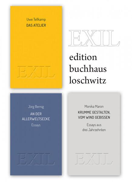 Reihe Exil – 3 Bände