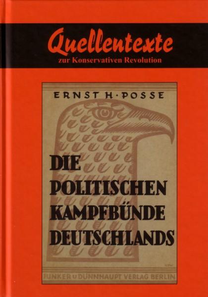 Die Politischen Kampfbünde Deutschlands