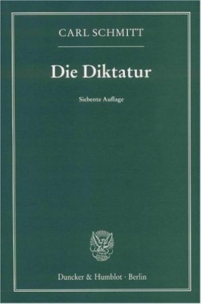 Die Diktatur