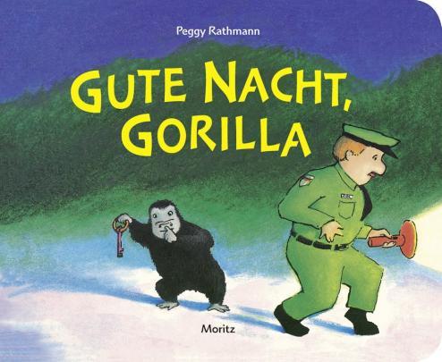 Gute Nacht, Gorilla – großes Format