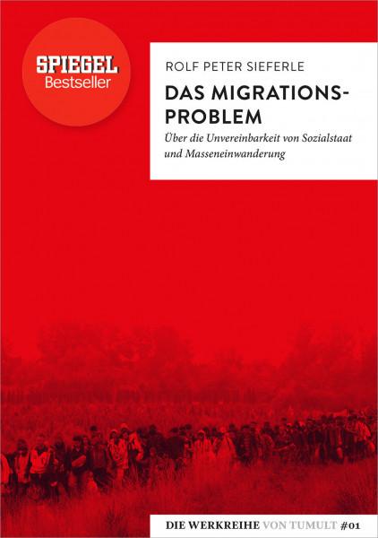 Das Migrationsproblem. Über die Unvereinbarkeit von Sozialstaat und Masseneinwanderung