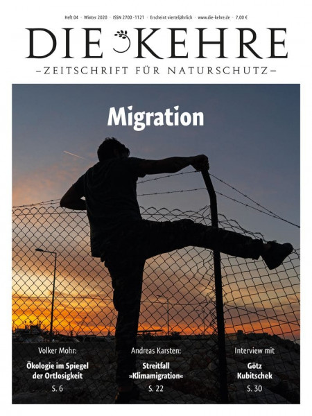 Die Kehre 4 – Migration