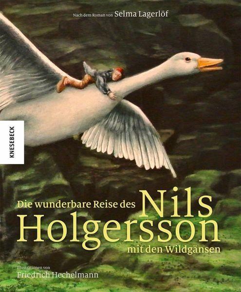 Die wunderbare Reise des Nils Holgersson – Schmuckausgabe