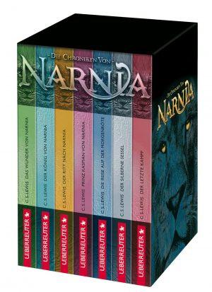 Die Chroniken von Narnia – Gesamtausgabe im Schuber