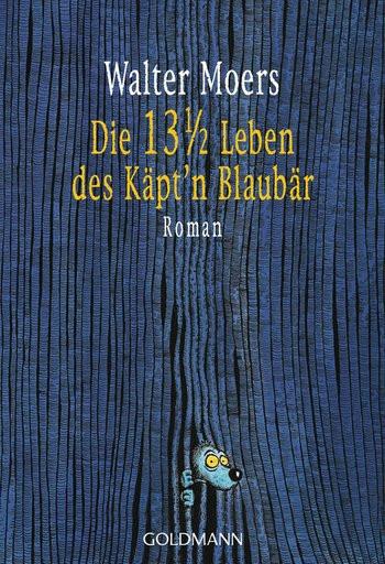 Die 13 1/2 Leben des Käpt´n Blaubär – Taschenbuch