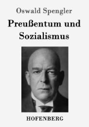 Preußentum und Sozialismus